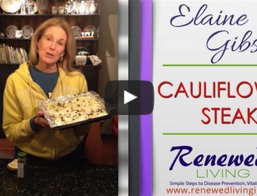 (Video) Cauliflower Steak