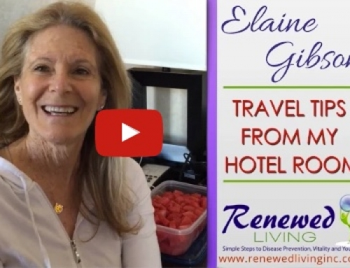 (Video) Tips From My Hotel Room to Help You Stay Healthy When You Travel