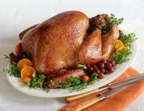 Secrets to the Best Turkey Ever