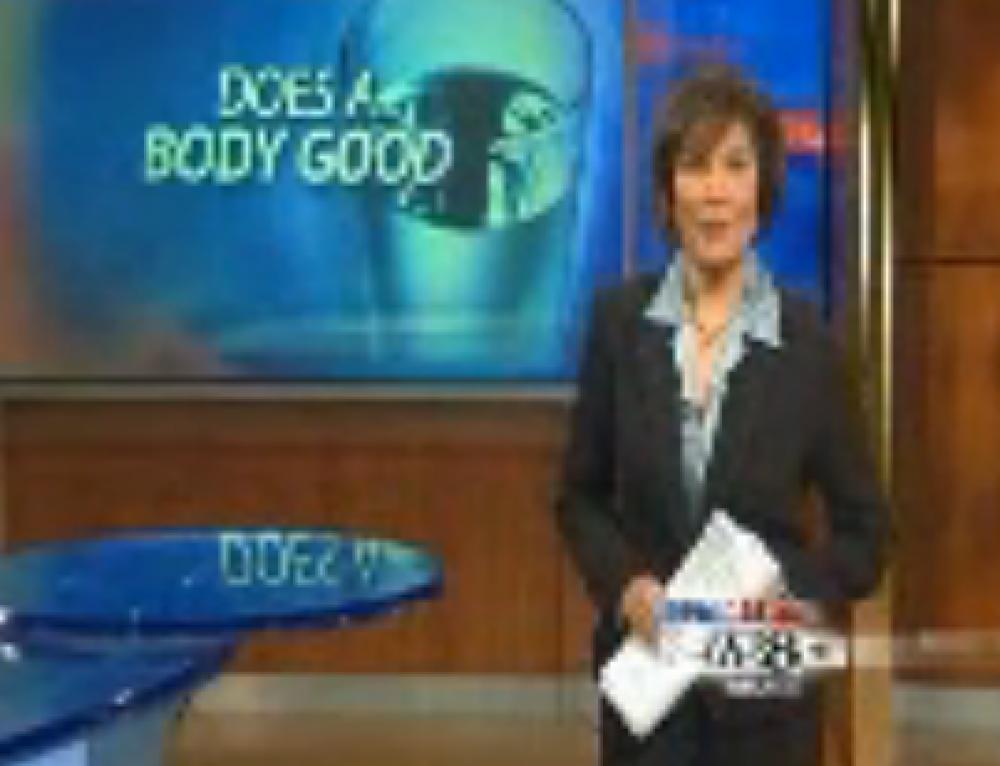 TV News Report on Alkaline Water
