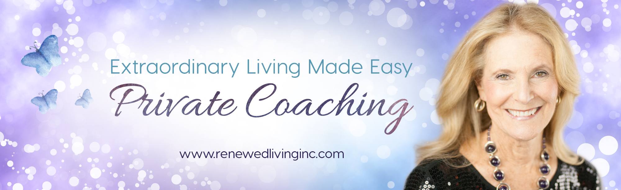 ELME Private Coaching - Renewed Living