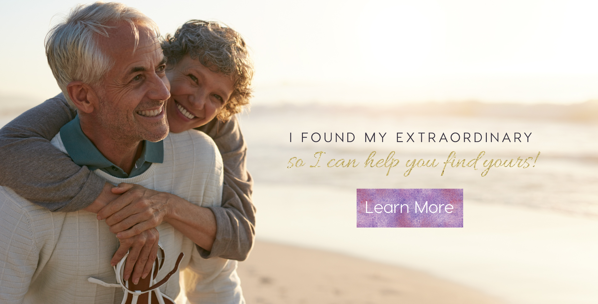 I found my extraordinary with Renewed Living