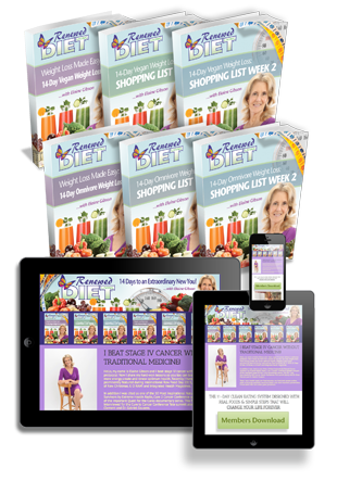 RENEWED LIVING DIET SIMPLICITY PACKAGE
