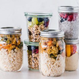 4 Meal Prepping Hacks for a Busy Schedule