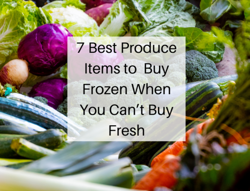 Best Produce to Buy Frozen When You Can't Buy Fresh