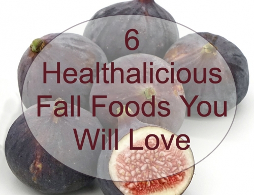 6 Healthalicious Fall Foods You Will Love