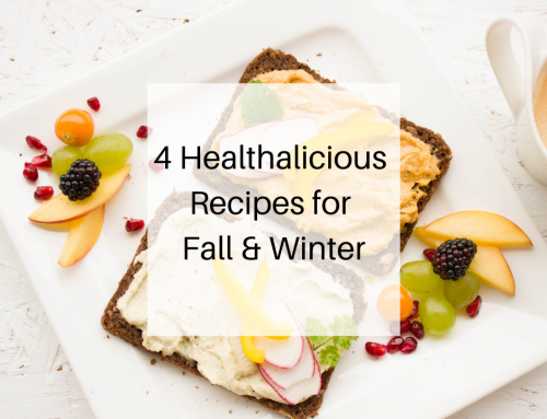 4 Healthalicious Hummus Recipes for Fall & Winter