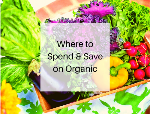 Where to Spend & Save on Organic