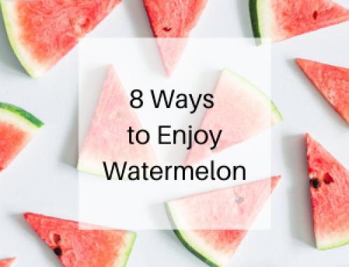 8 Ways to Enjoy Watermelon