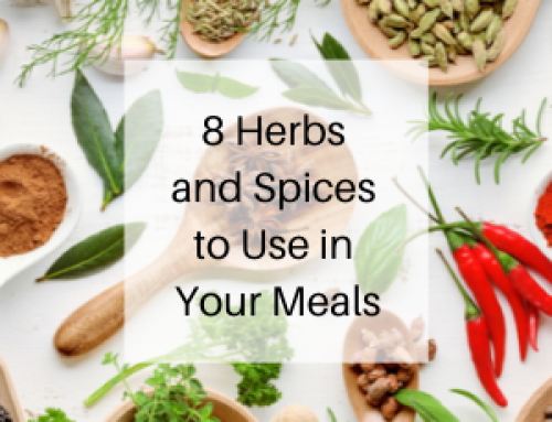 8 Herbs and Spices to Use in Your Meals